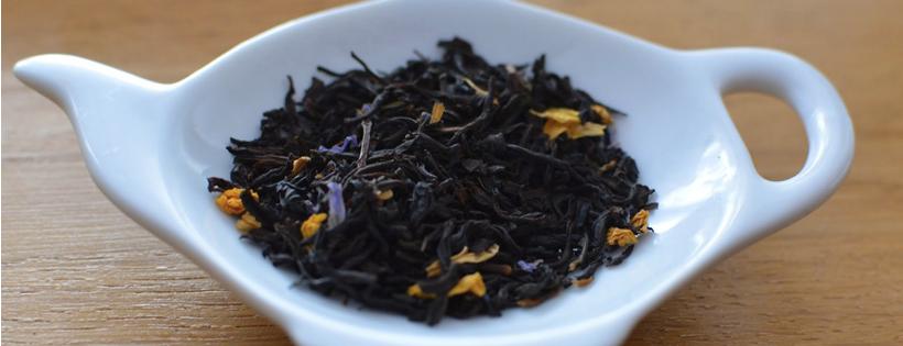 thé  mélange